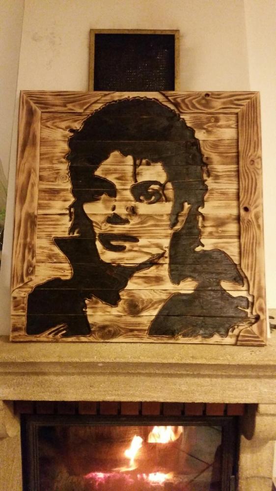 Michael Jackson by KRS